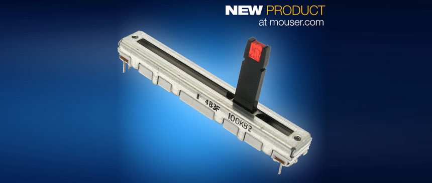 Mouser electronics PTL and PSP Series