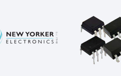 New Yorker Electronics to Now Offer Vishay Semiconductor Hybrid SSRs