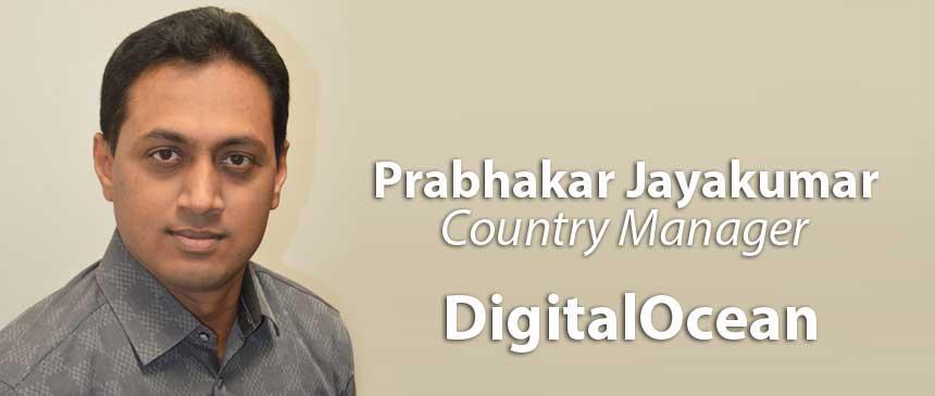 Prabhakar Jayakumar DigitalOcean
