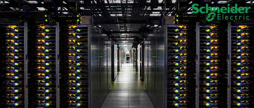 Schneider Electric  Hpe Agrees On Micro Data Center Solution