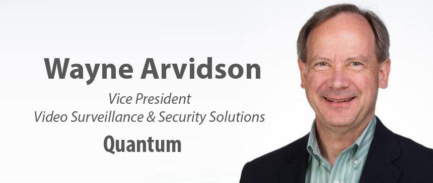 Wayne Arvidson Quantum