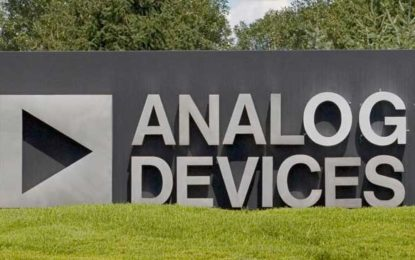 Analog Devices Honored With 2017 IEEE Corporate Innovation Award