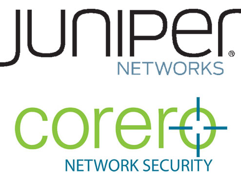 Corero Network Security and Juniper Networks