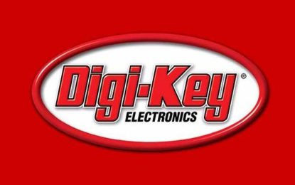 Digi-Key Gains 2016 Global High Service Distributor Award from ON Semiconductor
