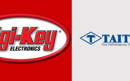Digi-Key Offer Taitien's Broad Portfolio of Frequency Control Products for Immediate Shipment
