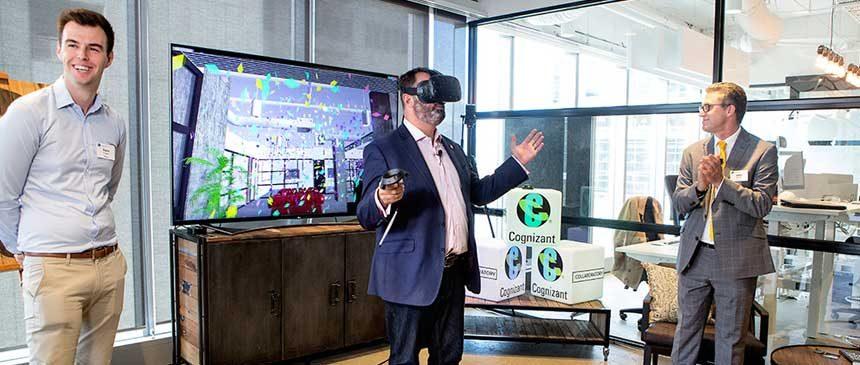Cognizant to Drive Digital Economy Opens New Digital Business Collaboratory in Australia