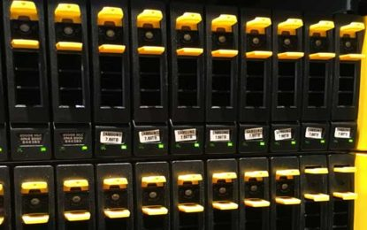 Hewlett Packard Enterprise New 3PAR Flash Storage is a Pack Full of Hybrid IT Disruption