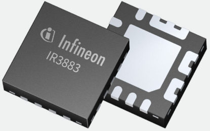 Infineon Reduces Component Count with New Integrated MOSFET Voltage Regulator