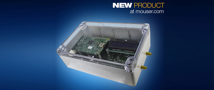 Mouser Now Ships Semtech's IoT Development Kits with LoRa Long-Range, Low-Power Wireless Technology