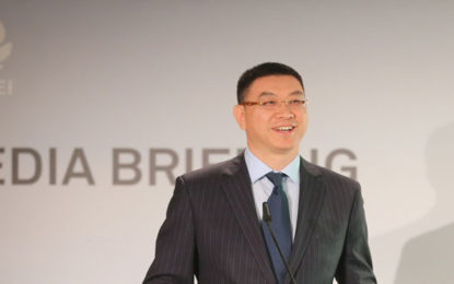 Huawei Outlines Opportunities for Growth in Emerging Markets