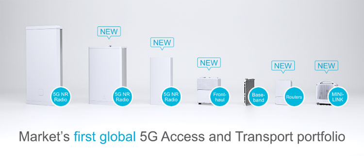 global 5G Access