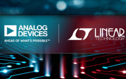 Analog Devices Gets Final Regulatory Approval to Acquire Linear Technology
