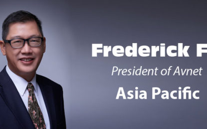 Avnet Appoints Frederick Fu as President of Avnet, Asia Pacific