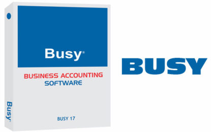 Busy Infotech Launches GST Ready Business Accounting Software 'BUSY 17'
