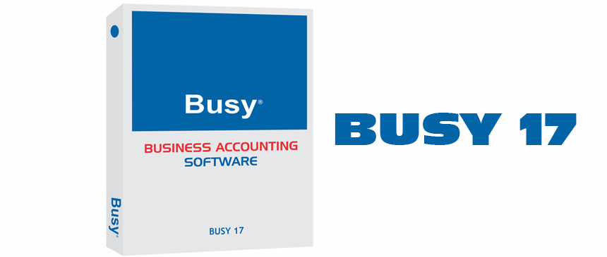 Busy Infotech Launches Gst Ready Business Accounting