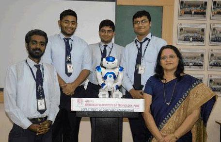 IBM Watson Robot Chintu