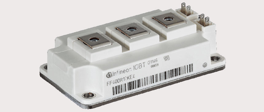 Infineon technologies 62 mm IGBT modules