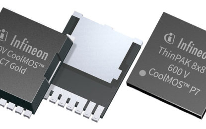 Infineon's New extended High Voltage MOSFET Offering for High-Efficient Low and High-Power Applications