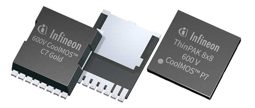 Infineon technologies CoolMOS P7 and CoolMOS C7