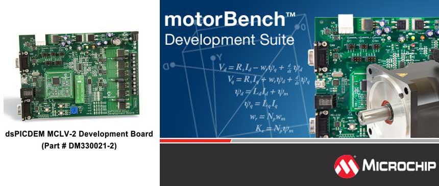 Microchip Technology motorBench