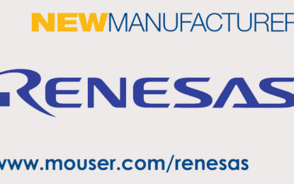 Mouser, Renesas Join Forces to Foray into Global IoT Marketplaces