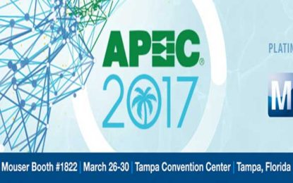 Unveil Future of Power Technology with Mouser at APEC 2017