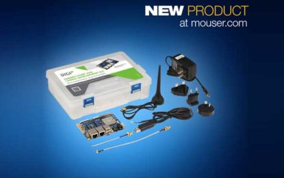 Mouser Enables Speed IoT Time to Market with Digi ConnectCore for i.MX6UL Development Kit