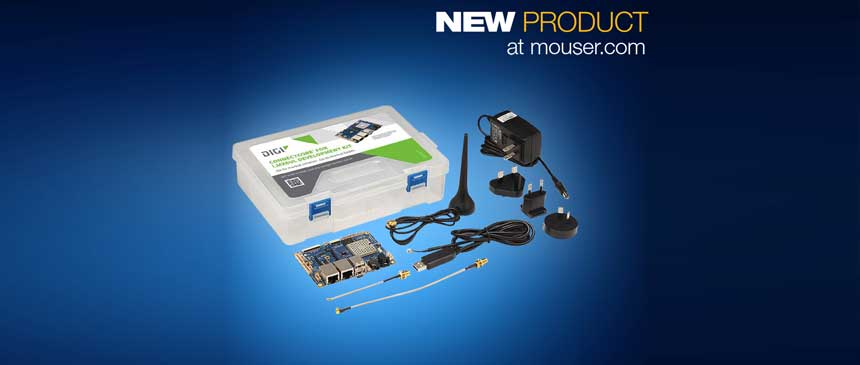 Mouser Electronics i.MX6UL Development Kit