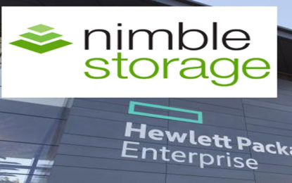 "HPE Acquires Indian Flash-storage Firm ""Nimble"""