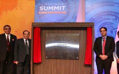 Fifth Cyber Range Lab of Cisco Opens in Gurugram