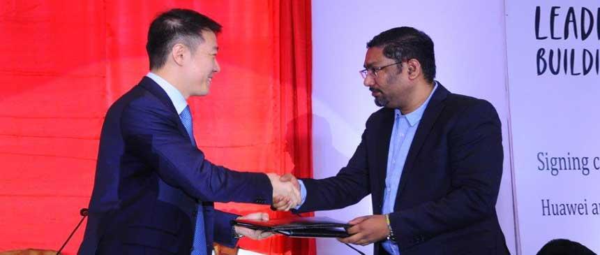 Huawei Enterprise Business Group India