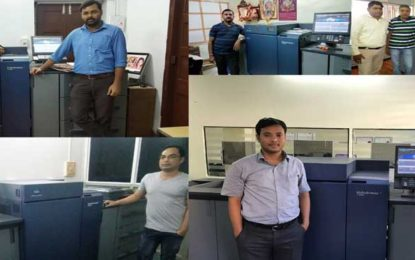 Konica Minolta's bizhub PRESS C1085 Makes Seven Deployments in Eastern India in Year 2016-17