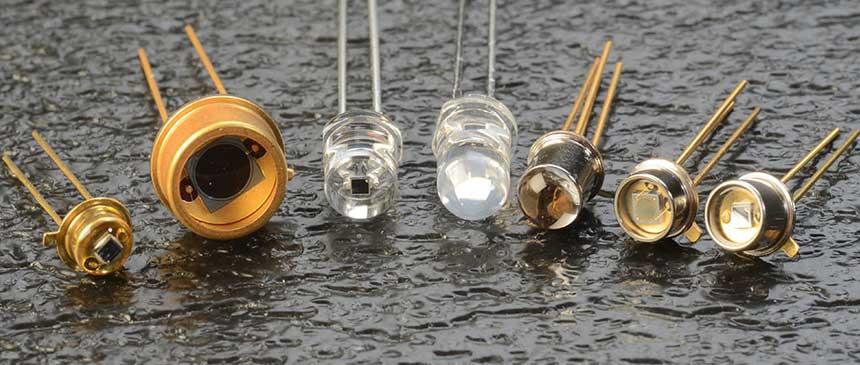 Marktech Optoelectronics, Digi-Key