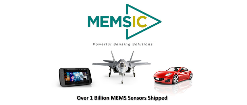 Mouser Electronics with MEMSIC