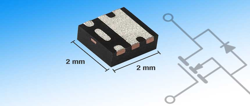 Vishay Intertechnology 30 V MOSFET