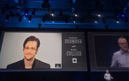 Cloud Service Providers Jeopardizes Your Data  – Edward Snowden