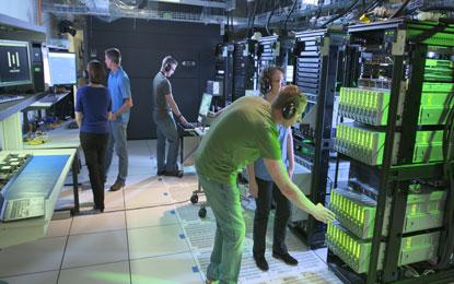 Hewlett Packard Enterprise is Latest Computer is a Memory Mammoth