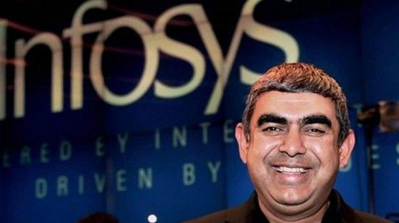 Infosys Vishal Sikka