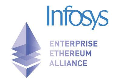 Infosys to Help Drive Blockchain Technology across Sectors, Joins Enterprise Ethereum Alliance