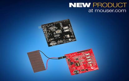 Mouser Electronics CYALKIT-E04 S6AE102A and S6AE103A evaluation kit