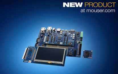 Harness the Power of Renesas Synergy MCUs with Modular Synergy Kits Available from Mouser