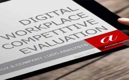 Prysm Rules-Over in New Third-Party Competitive Digital Workplace Evaluation