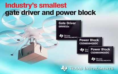 Texas Instruments CSD88584Q5DC and CSD88599Q5DC power
