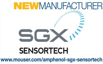 Amphenol SGX Sensortech