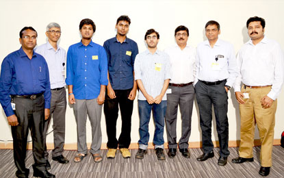 Analog Devices Felicitates Winners