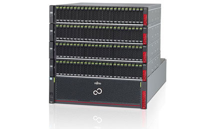 Fujitsu ETERNUS All-Flash Storage Revs up IT Solutions for SAP HANA and Virtualization