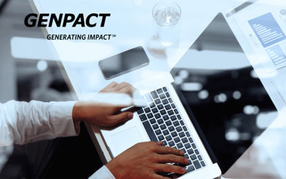 Genpact Accelerates Digital Transformation with New AI-Based Platform