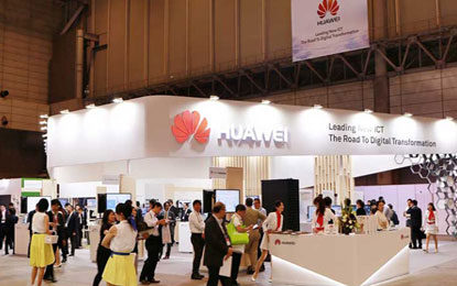Huawei Receives Six Awards at Interop Tokyo 2017