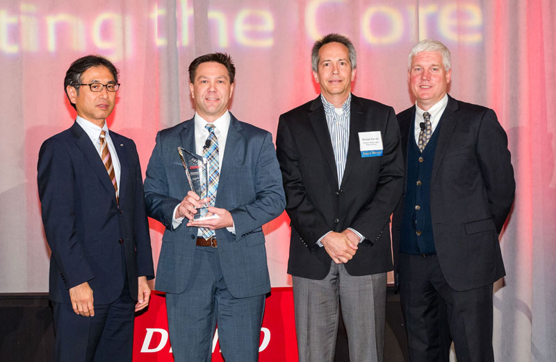 Infineon Receives Supplier of the Year Award