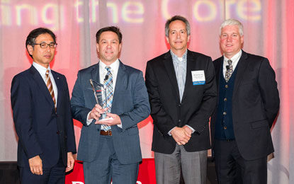 "Infineon Receives ""Supplier of the Year Award"" from DENSO"